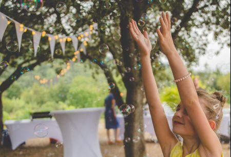 8 prestations de mariage pour les enfants : faites original !