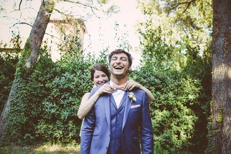 Les photos du marié qui ne pourront manquer à votre album de mariage