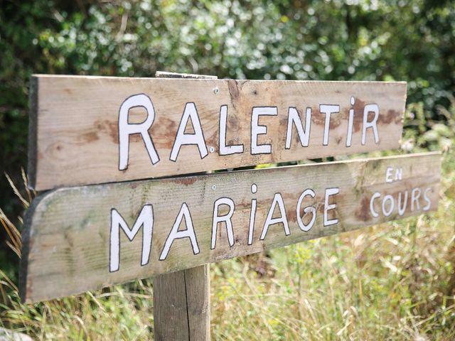Pourquoi installer des panneaux de direction le jour du mariage ?