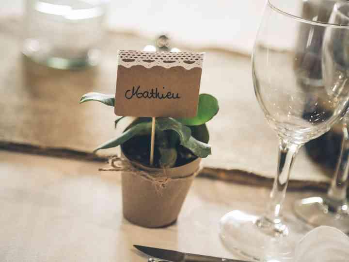 Idée Marque Place Mariage 40 idées de marque places originaux pour votre mariage