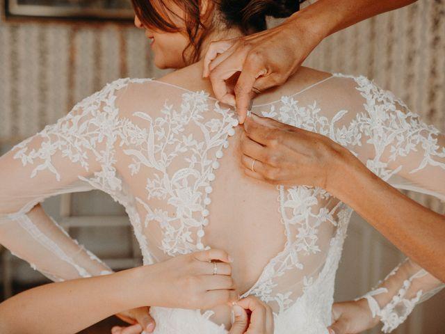 Changement de look : quelle seconde robe de mariée choisir ?