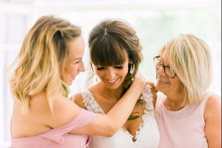 Coiffure de mariée avec frange : laquelle selon votre visage ?