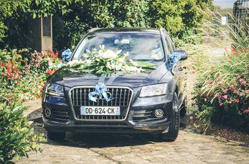 Comment choisir les fleurs qui orneront la voiture des mariés ?