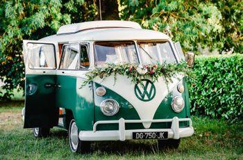 Pourquoi le choix de la voiture est-il si important pour vos photos de mariage?