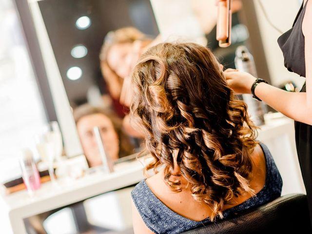6 conseils pour les essais coiffure de la mariée