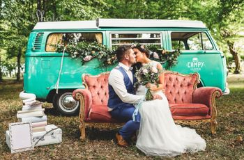 10 tendances de mariage qui épateront vos invités