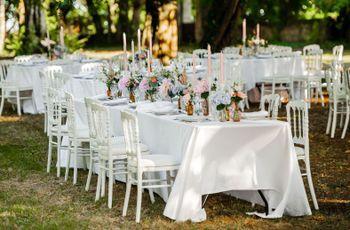 Mariage en plein air : des idées déco pour votre grand jour