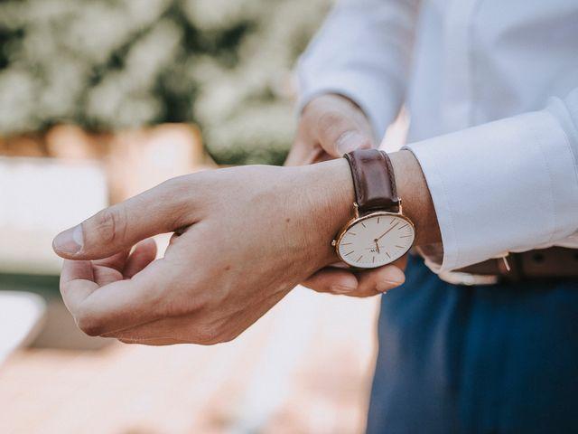 50 montres à offrir à votre futur mari pour qu'il soit à l'heure le jour J