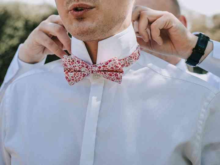 Look marié : les différents types de cols de chemise