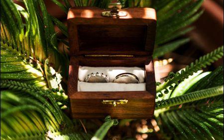 6 astuces pour prendre une belle photo de votre bague de fiançailles