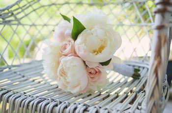 7 types de bouquets de mariée selon la forme