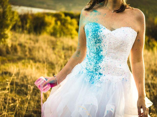 6 idées pour un Trash The Dress à la campagne