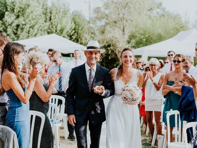 4 moments d'émotion entre père et fille le jour du mariage