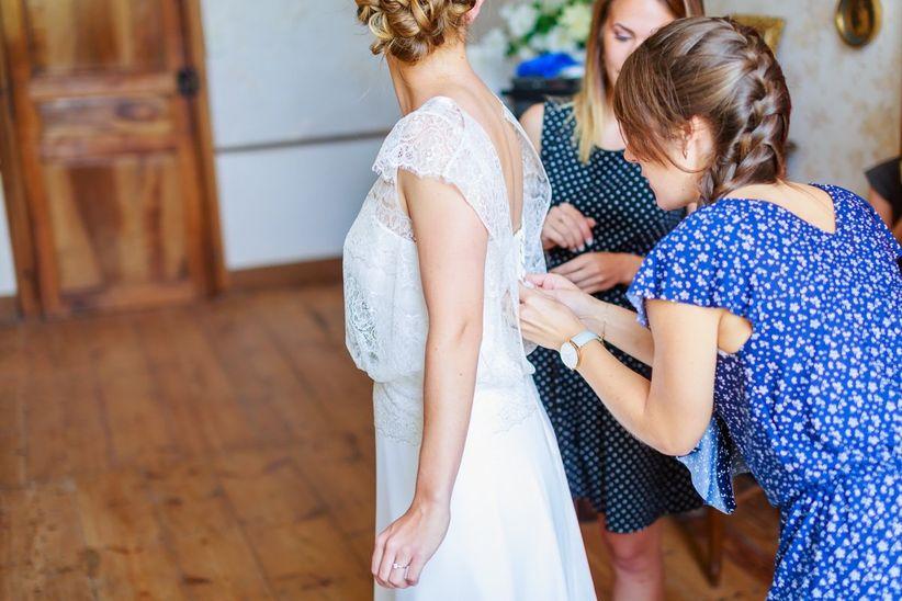 Combien de robes avez-vous essayées ? #MesNumérosdeMariée 1