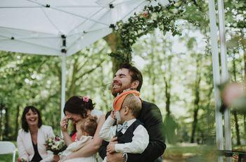 4 conseils pour trouver un baby-sitter lors de sa réception de mariage