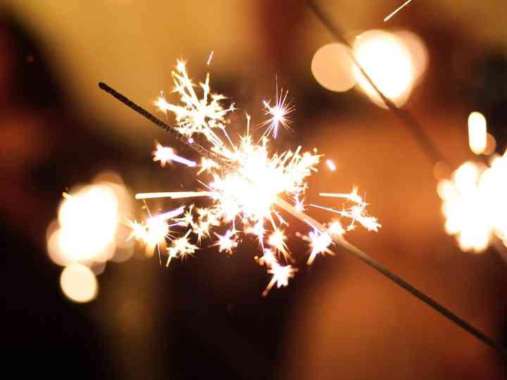 Cierges magiques : un petit tour de pyrotechnie le jour J ?