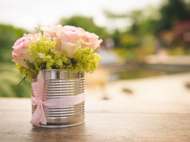 La boîte de conserve, l'allié déco inattendu de votre mariage