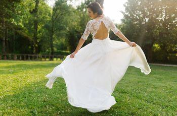 4 conseils pour enfiler la robe de mariée le jourJ