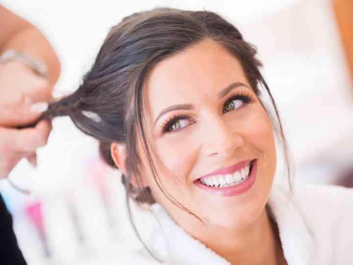 Nouveau Maquillage pour les mariées aux yeux verts WB-56