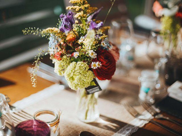 Mariage au printemps : quelles fleurs dans votre déco ?