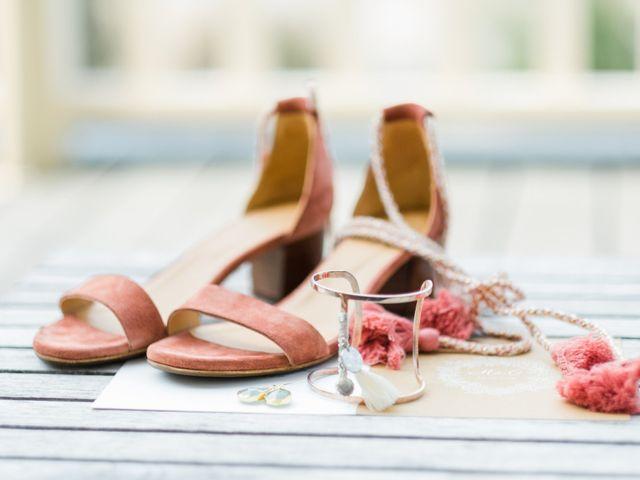 Quelles chaussures de mariée en 2019 ?