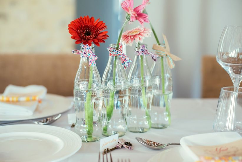 10 bonnes raisons de tenir un journal de bord de votre mariage - Centre de table restaurant ...