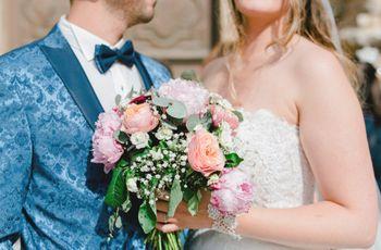 35 costumes de marié à motifs : vous aussi, osez l'originalité !