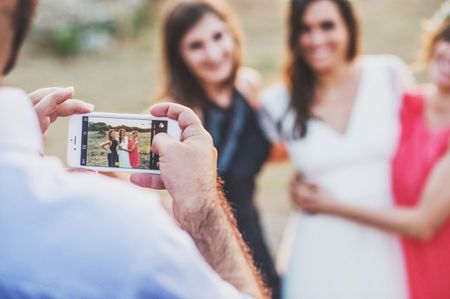 Comment utiliser au mieux Instagram pendant votre mariage
