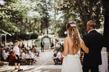 Un mariage catholique à l'extérieur, c'est possible?