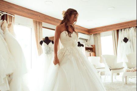 5 leçons que vous retirerez de vos essayages de robes de mariée