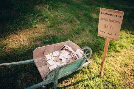 Cadeaux invités : 25 idées pour un mariage à la campagne