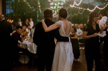 7 manières de réussir l'entrée des mariés dans la salle de réception