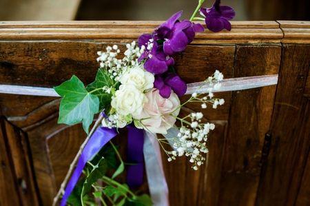 Que faire avec les fleurs de votre c�r�monie de mariage
