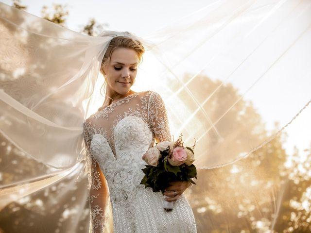 6 manières de faire tenir votre voile de mariée