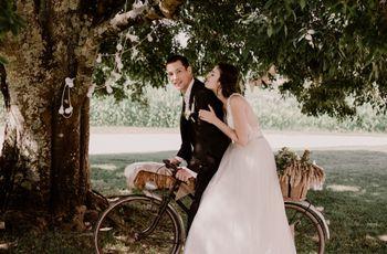 Mariés à vélo : 4 choses à savoir sur cette option originale et écolo