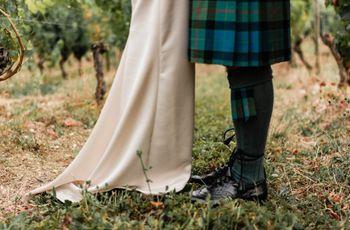 À la découverte des traditions du mariage écossais