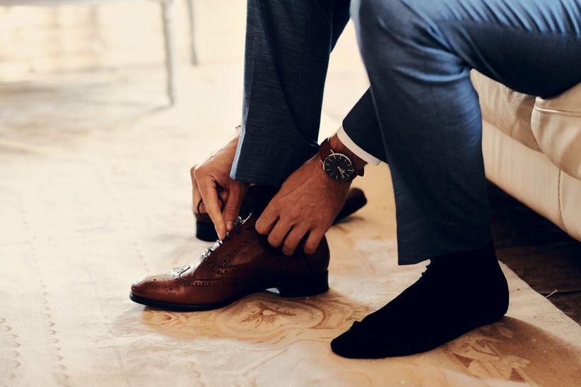 #Jeu .... spécial chaussures : Les chaussures du marié 1