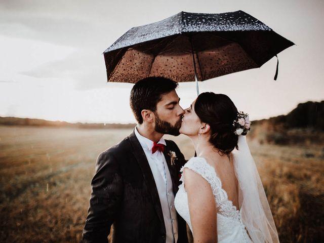 Quel lieu de cérémonie laïque en cas de pluie ?