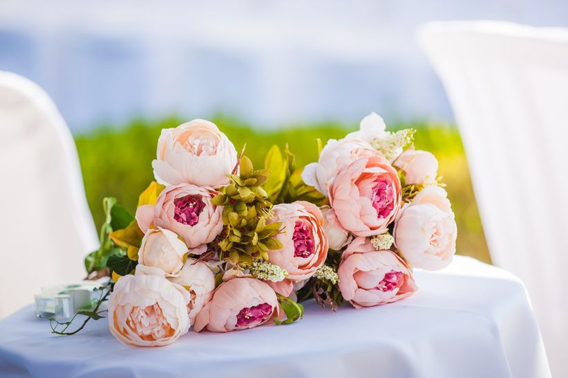 des pivoines pour votre bouquet de mari e. Black Bedroom Furniture Sets. Home Design Ideas