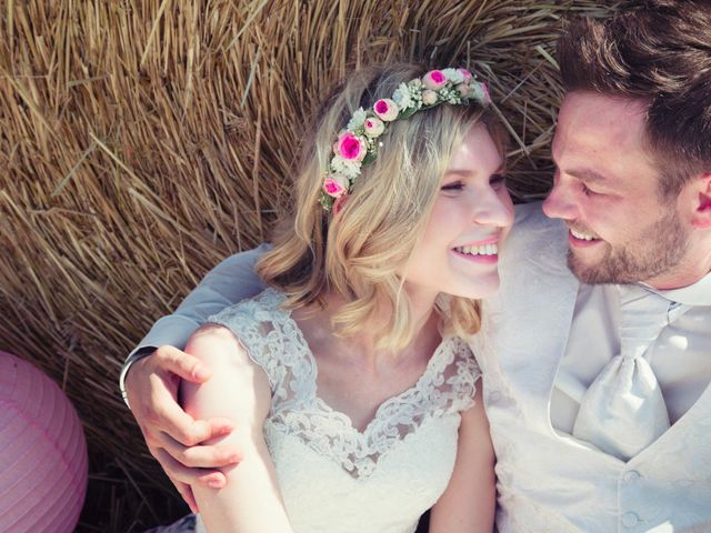 Coiffures de mariage simples pour un look de mariée naturel