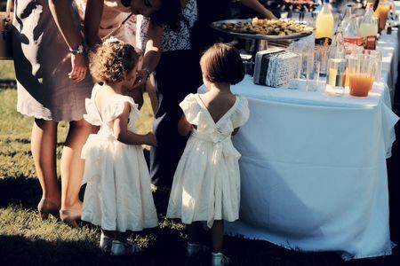 Le vin d'honneur pour les enfants : pensez aux plus petits !