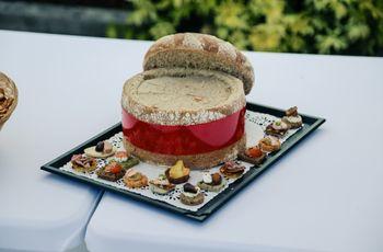 Banquet de mariage : la tradition du pain surprise