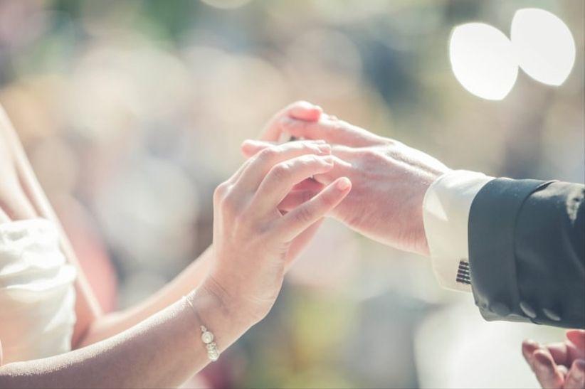 9 id es originales pour vos v ux de mariage - Idees mariages originales ...