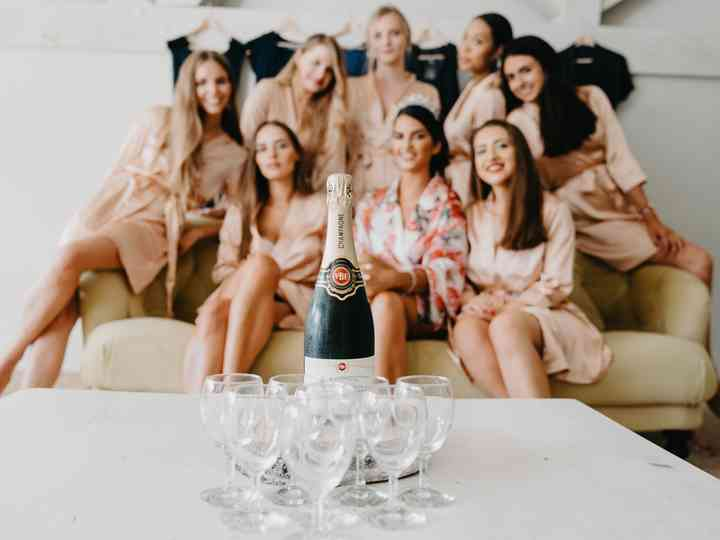 Après l'EVJF et la Bridal Shower... voici la Lingerie Party !
