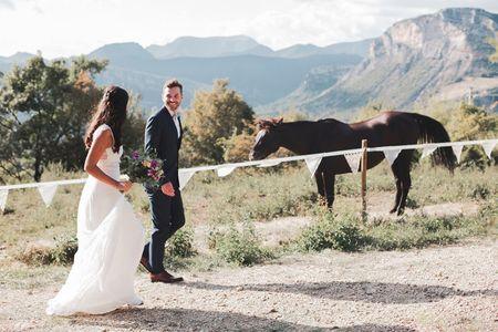 8 surprises pour le plus grand bonheur de la mariée