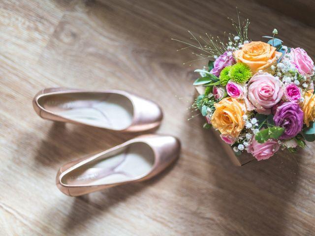 4 types de chaussure pour 4 styles de mariée