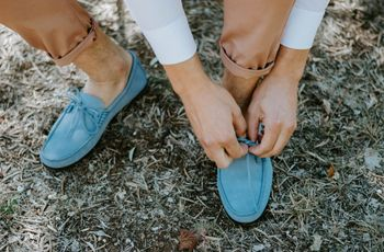 Marié : quelle couleur choisir pour vos chaussures ?