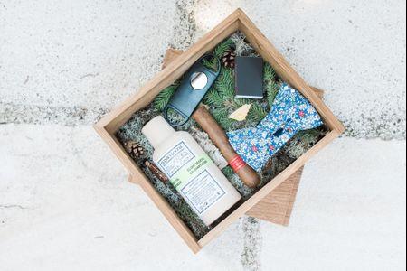 Box spécial enterrement de vie de célibataire, votre premier cadeau de mariage !