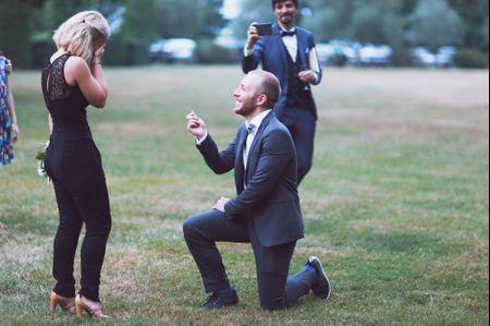 Demande en mariage ... à un mariage ! Aidez à organiser la surprise !