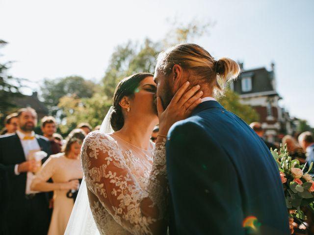 Man Bun : le chignon pour le marié, nouvelle tendance